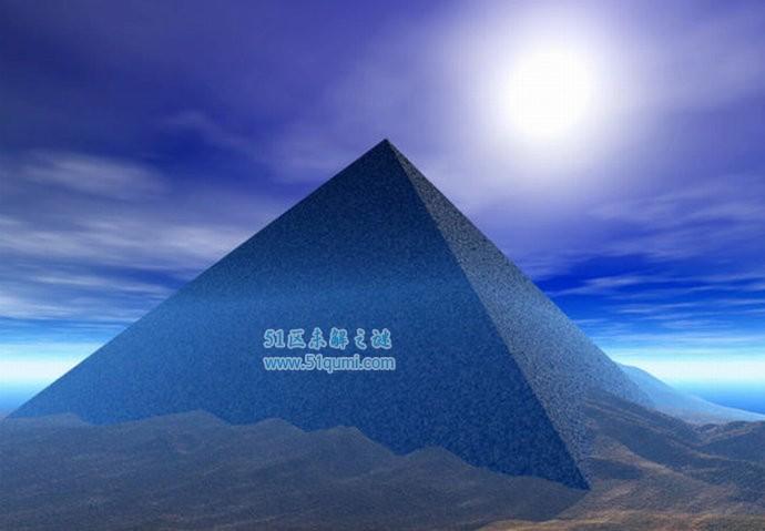 海底金字塔未解之谜 海底金字塔可以通往未知世界?
