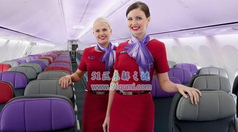 全球最美空姐航空公司排行 中国空姐世界第一