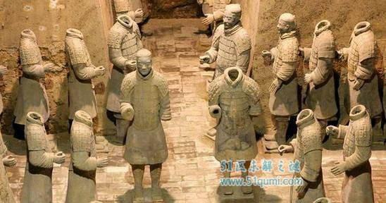 秦始皇陵至今未解之谜 成为中国第一谜