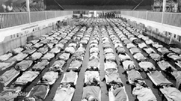 人类史上十大灾难,杀死了两亿人!几乎毁灭了欧洲!