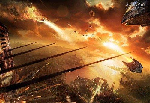地球生物经历了5次大灭绝,人类曾经被毁灭?