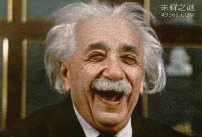 爱因斯坦对鬼的解释,所谓的鬼魂就是脑电波!
