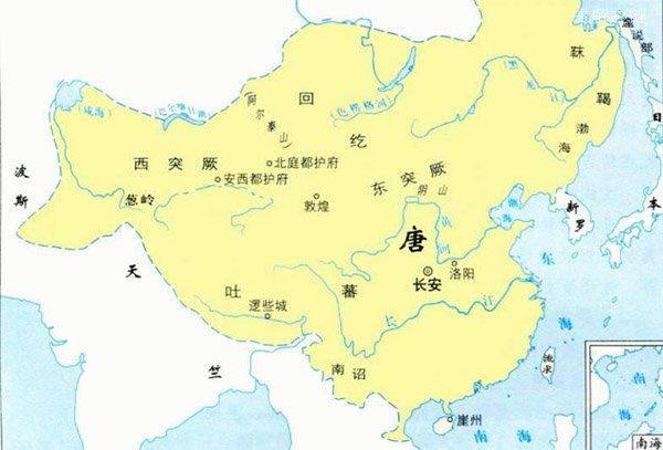 神秘的流鬼国:中国唐朝时期最远的附属国(距离长安1万5000里)