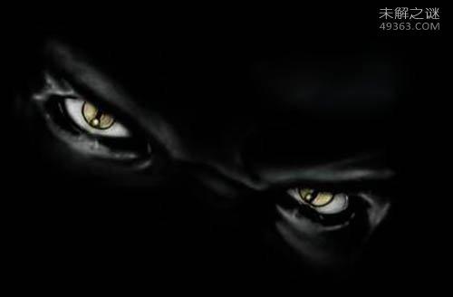世界上著名灵异歌曲,第十三双眼睛(听完自杀而死)
