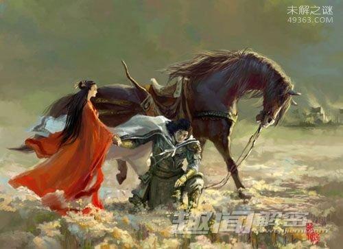 历上唯一一位在两个不同朝代皆为皇后的女性--羊献容