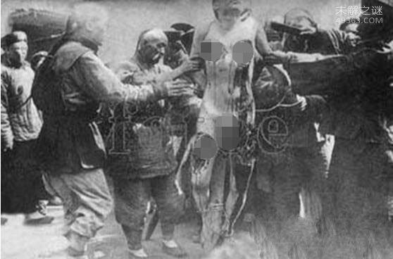 戮刑:古代犯人最怕的酷刑(游街鞭尸遗臭万年)