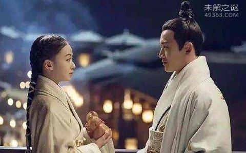 吕不韦和赵姬关系大揭秘,为了脱身送给了赵姬一个神秘大礼