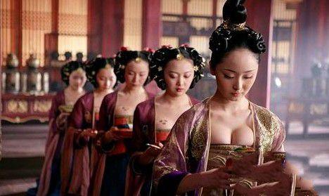 揭秘古代皇帝后宫性史秘闻(多图)