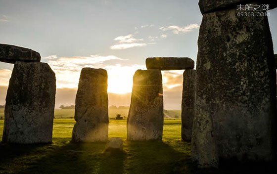 巨石阵很可能是远古音箱或英国最早的派对中心