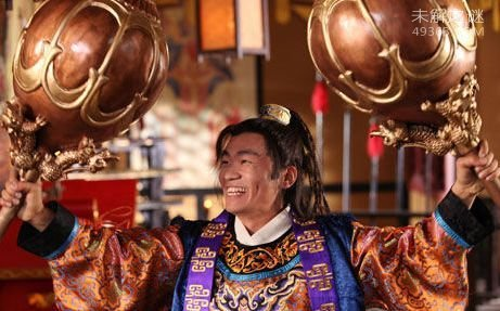 隋唐十八好汉:首席李元霸竟是被雷劈死