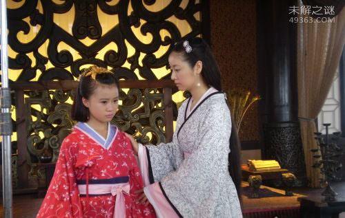 汉孝惠皇后,历史上唯一的处女皇后(死时仅三十六岁)