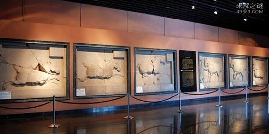 昭陵六骏是哪六匹马,李世民为什么要用马来装饰自己的陵墓?